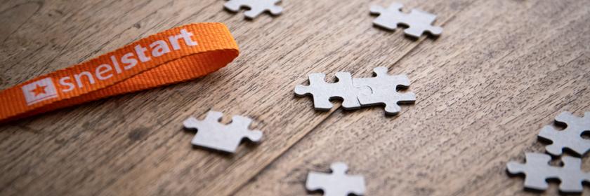 Blog koppelingen accountants puzzel