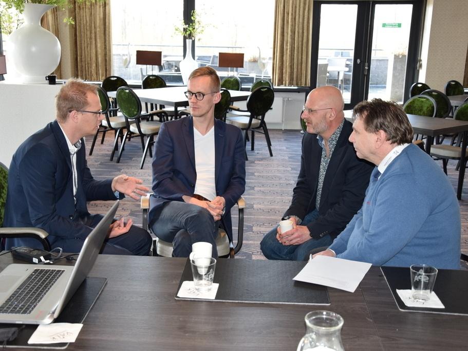 Overleg SnelStart met kantoren in Noord-Holland