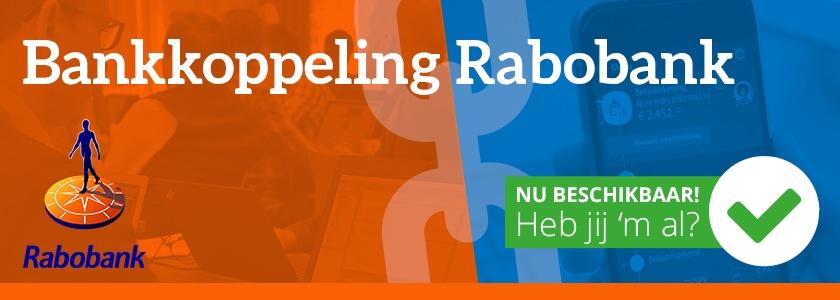 Ontdek de directe bankkoppeling tussen SnelStart en de Rabobank