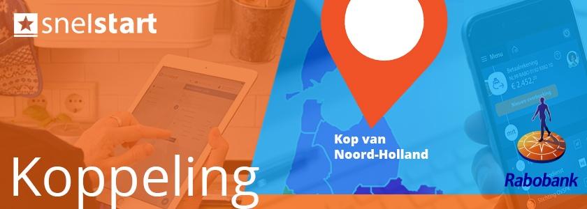 Exclusieve pilot koppeling Rabobank in Kop van Noord-Holland