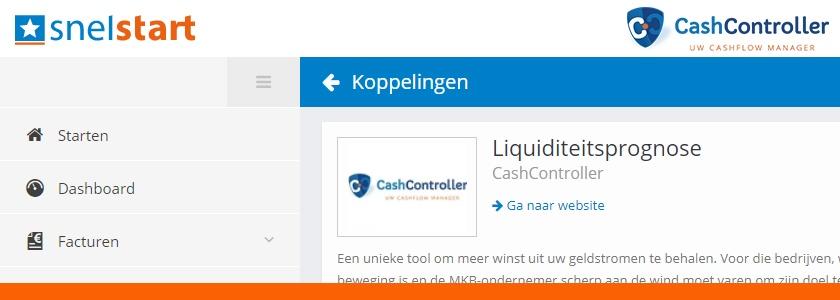 Grip op uw geldstromen met koppeling CashController