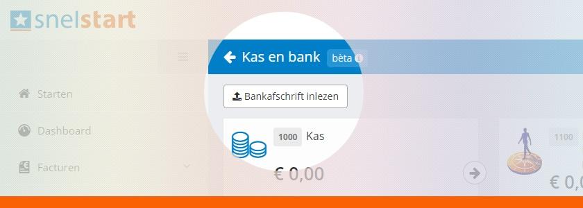 Handig! Bankafschriften inlezen via Web & App