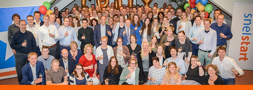 SnelStart is de Microsoft Country Partner of the Year!