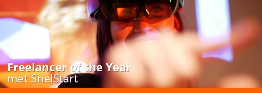 Ben jij de beste Snel-starter? Maak kans op de titel Freelancer of the year.