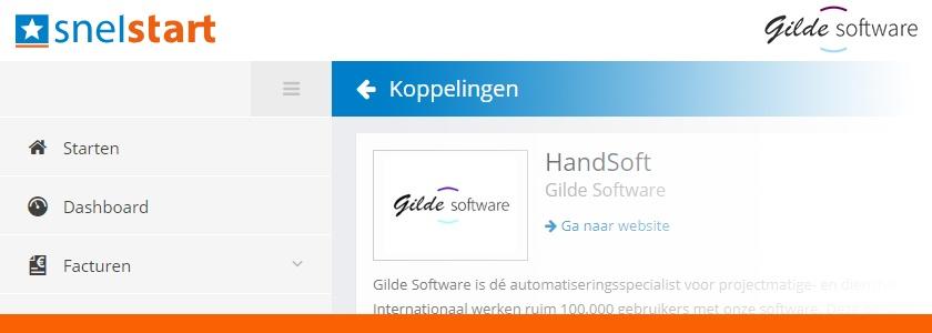 Stroomlijn uw bedrijf met koppeling Gilde Software