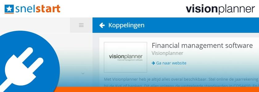 Rapportages maken via Visionplanner