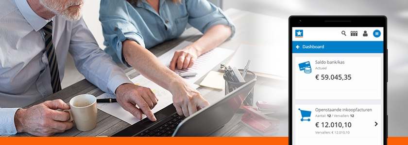 Periodecontrole: werk makkelijk online samen