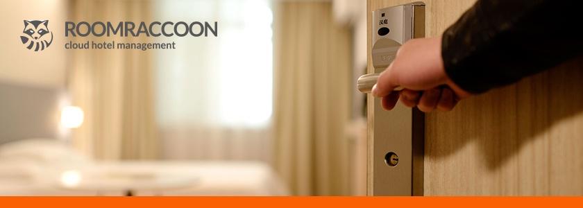 Grip op uw hotel of B&B met koppeling RoomRaccoon