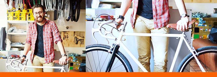 Goed nieuws voor fietswinkeleigenaren!