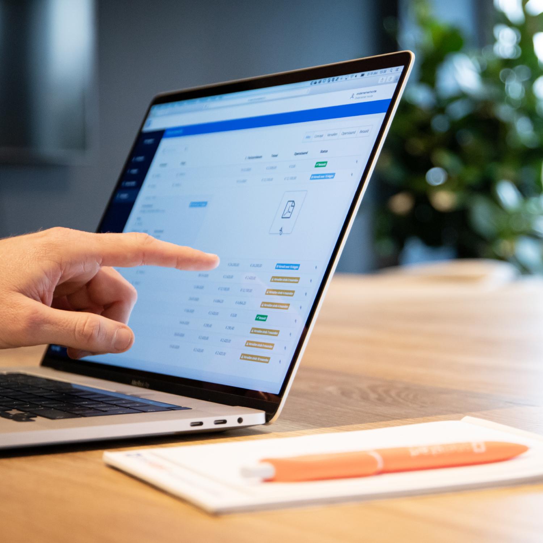 inorde gebruiken op laptop