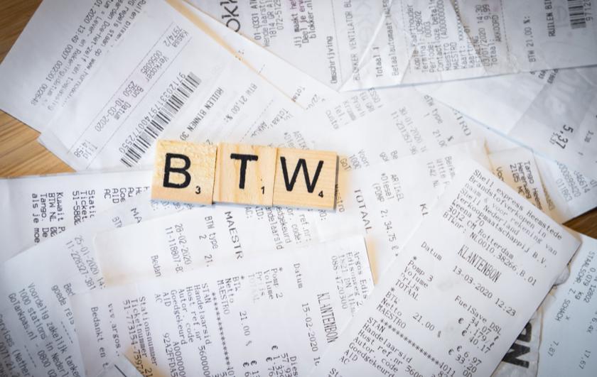 Hoe corrigeerik een ingediende btw-aangifte? | SnelStart