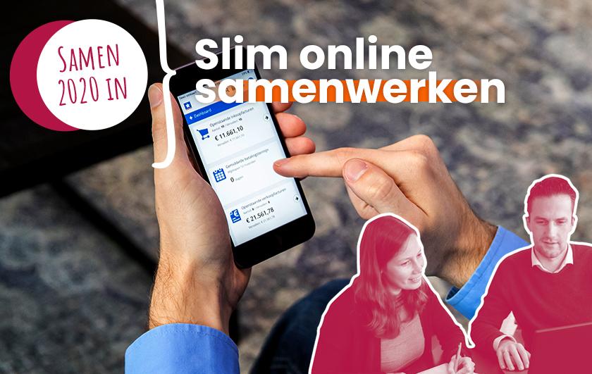 Meer tijd voor jouw klanten door Online Samenwerken