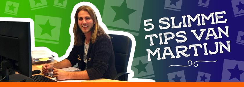 Vijf tips om (nog) sneller en makkelijker te werken