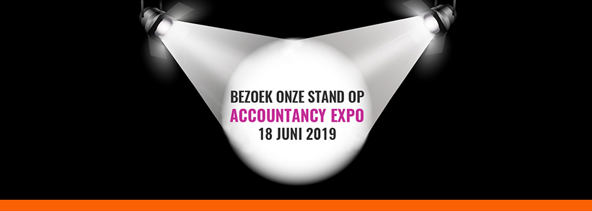Ontmoet SnelStart! Accountancy Expo 18 juni