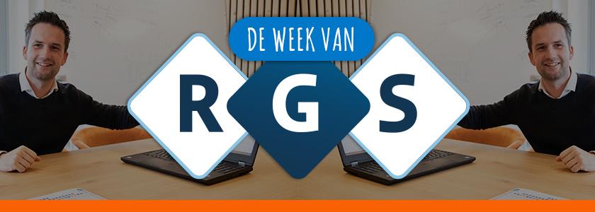 De week van RGS: Wat kan RGS voor jou betekenen?