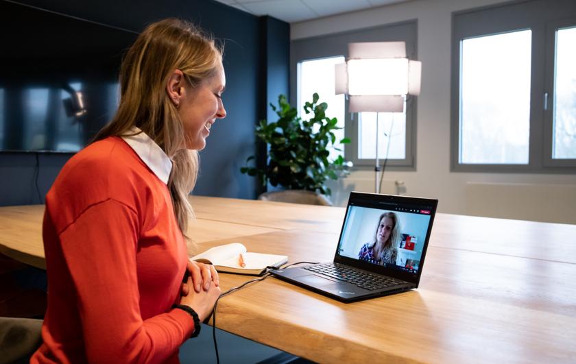 Wat doe je als je klant niet online wil samenwerken?