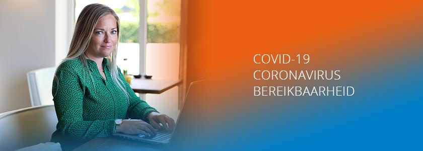 Maatregelen en bereikbaarheid rond het coronavirus