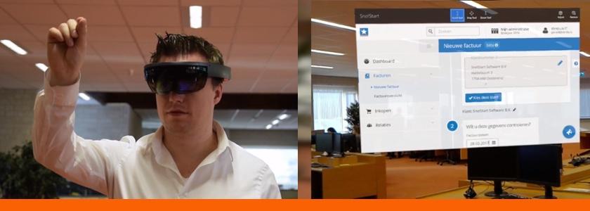 Boekhouden door een andere bril met Windows 10