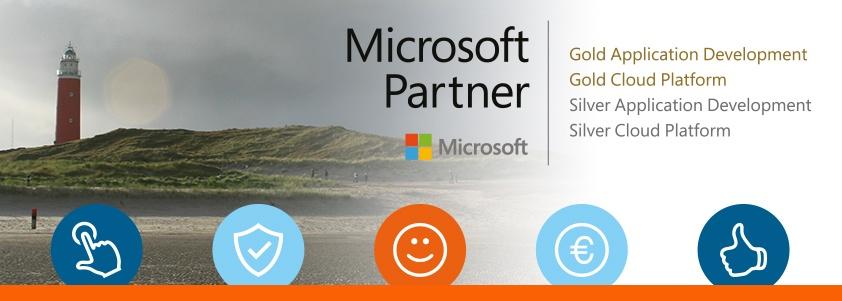 Twee gouden competenties van Microsoft met een jaar verlengd