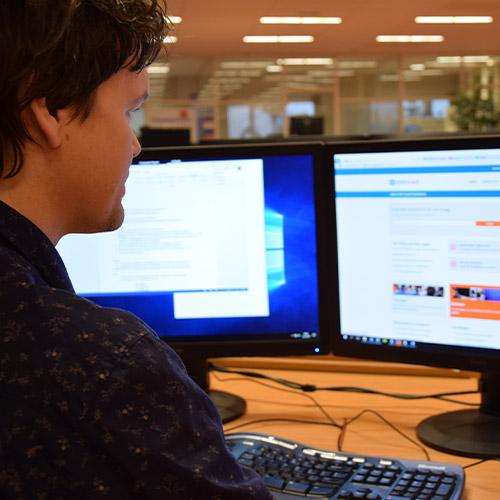 Vacature Content marketeer bij SnelStart